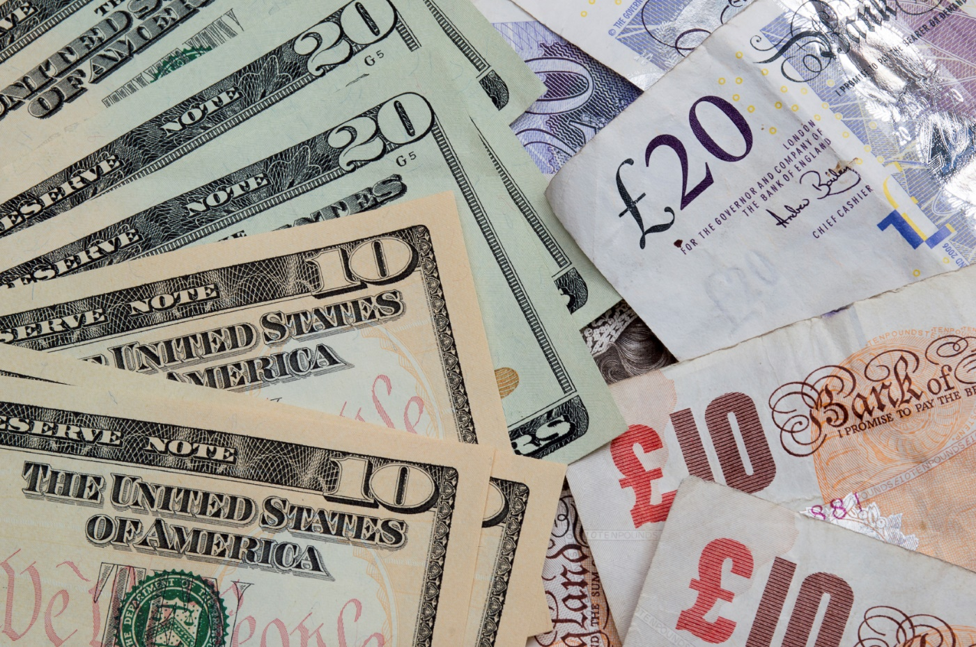 пара валют GBP/USD