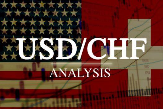 Анализ факторов влияния USD/CHF