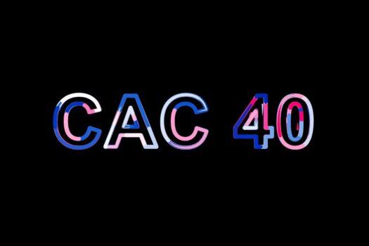 французский индекс cac 40