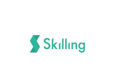 логотип брокера skilling