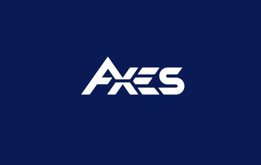 логотип axes