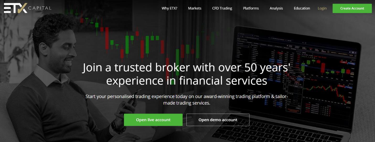 etx capital сайт брокера