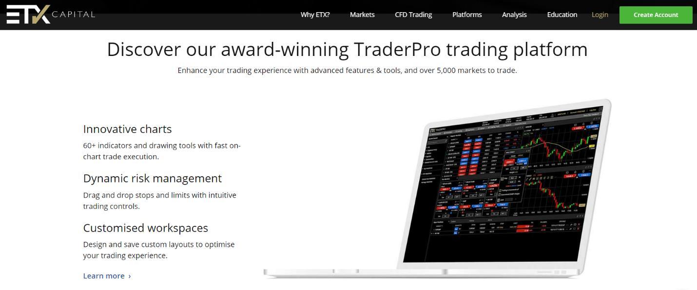 etx capital торговая платформа