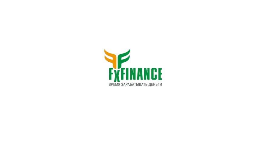 логотип брокера fxfinance